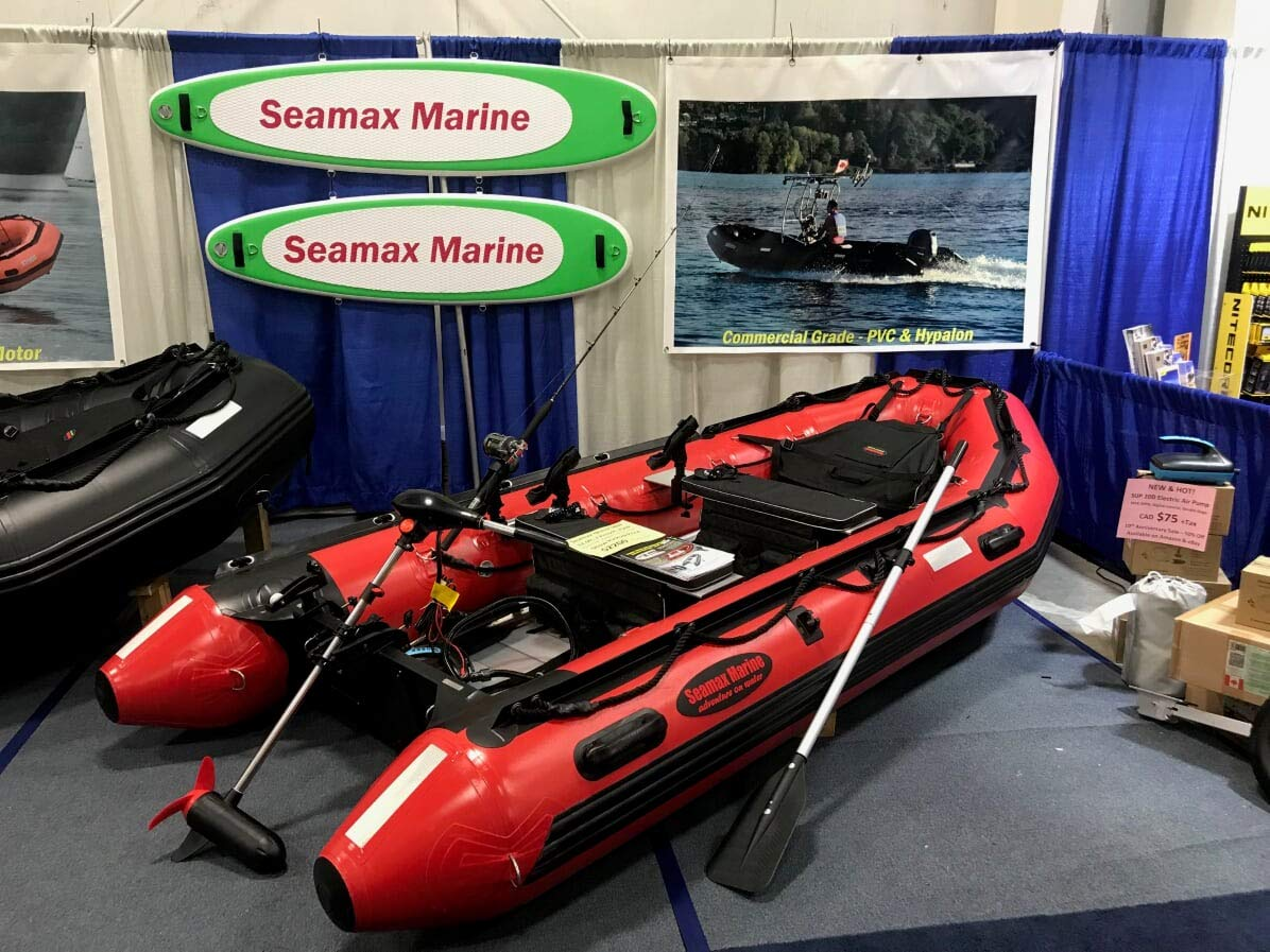 Seamax portátil 12 V Dos Fase 1 - 8,5 PSI Bomba de Aire eléctrica ...