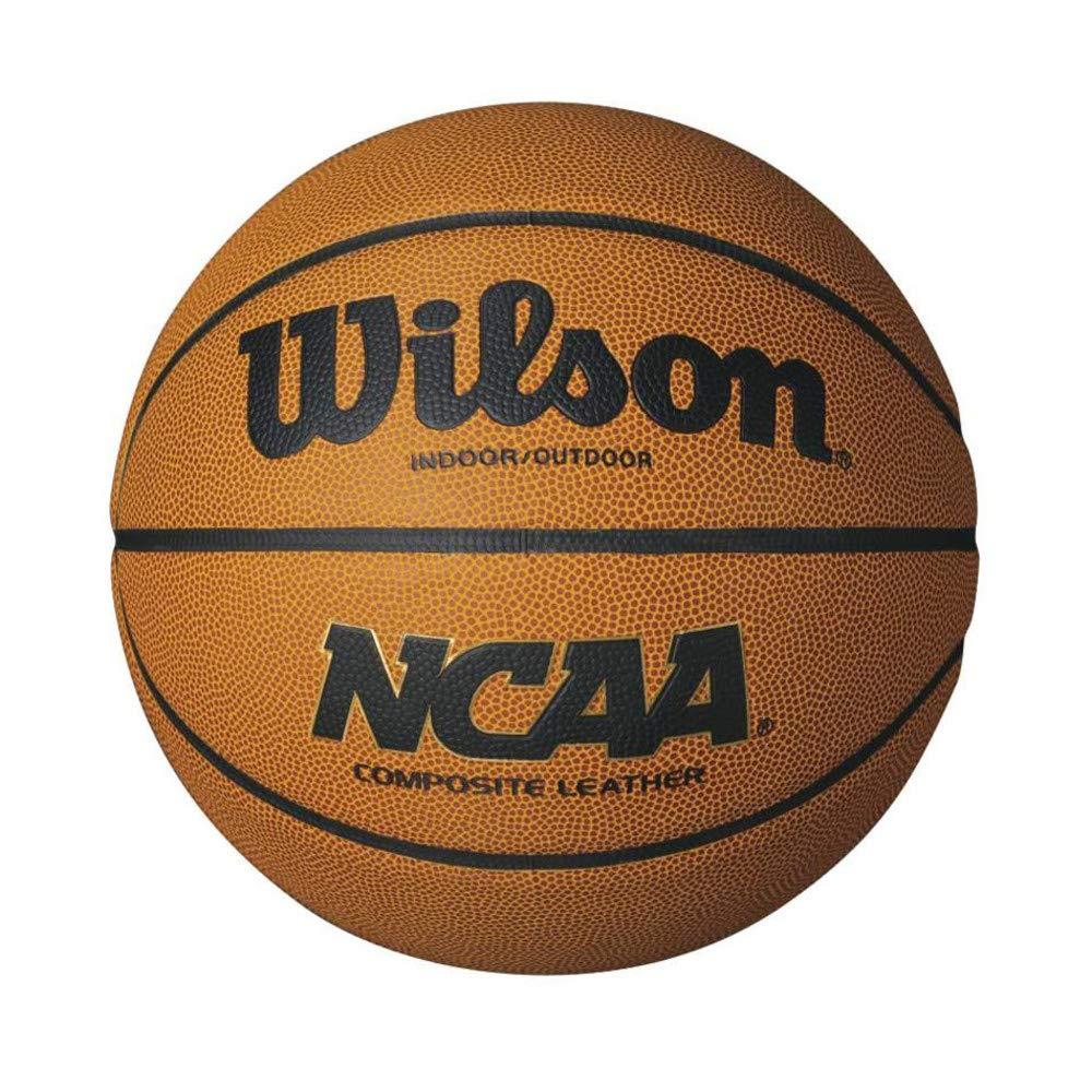 Wilson WTB0752 NCAA Indoor Outdoor Composite Basketball-Youth