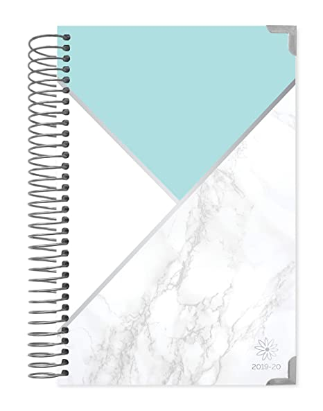 HARDCOVER bloom daily planners Academic Year 2019-2020 Planner: (August 2019 Through July 2020) 6