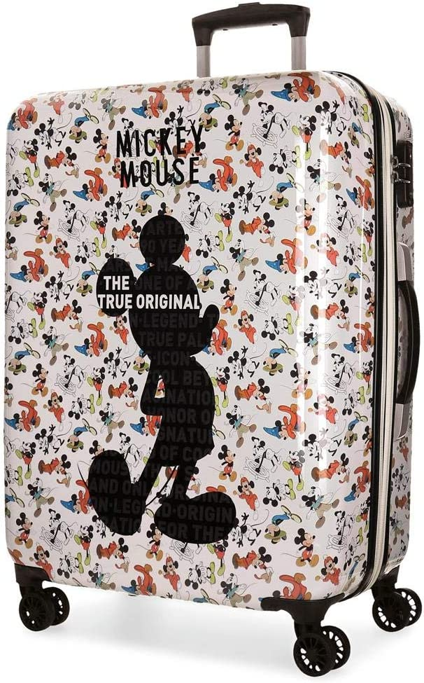 Disney Original Beauty, Mochila, Multicolor, 69 cm