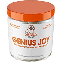 The Genius Brand Genius Joy Capsules, 100 count