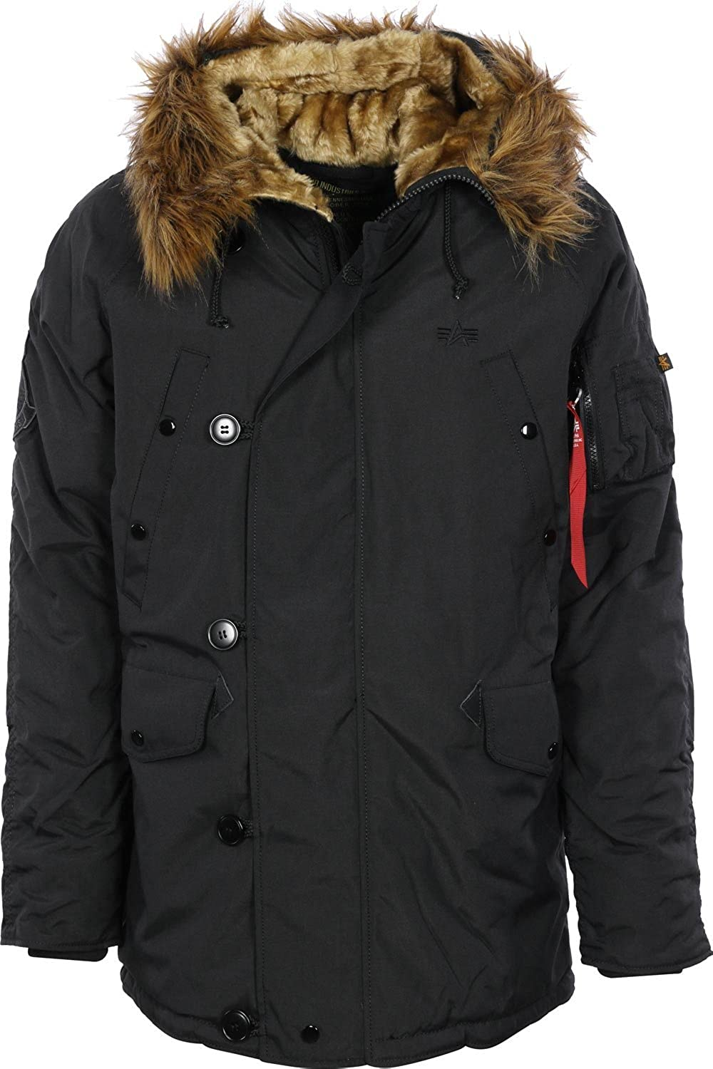 ALPHA INDUSTRIES Jacke Explorer 193128/07
