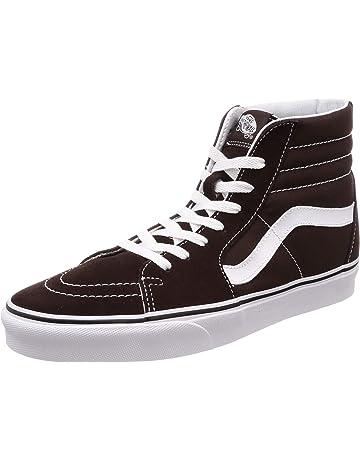 bcc5e981f79 VANS Sk8-Hi Unisex Casual High-Top Skate Shoes