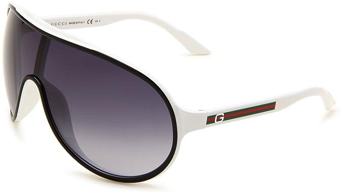 cb29d240b88 Gucci Men s 1004 S Shield Sunglasses