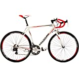 "KS Cycling 332B Euphoria Vélo de route Blanc 28"""