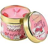 Bomb Cosmetics Cherry Bakewell Candle