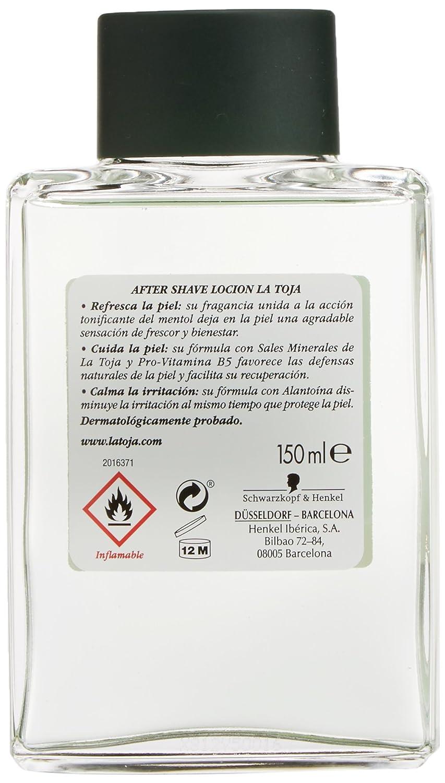 La Toja 1631085 - Balsamo afeitado, 150 ml: Amazon.es: Salud y cuidado personal