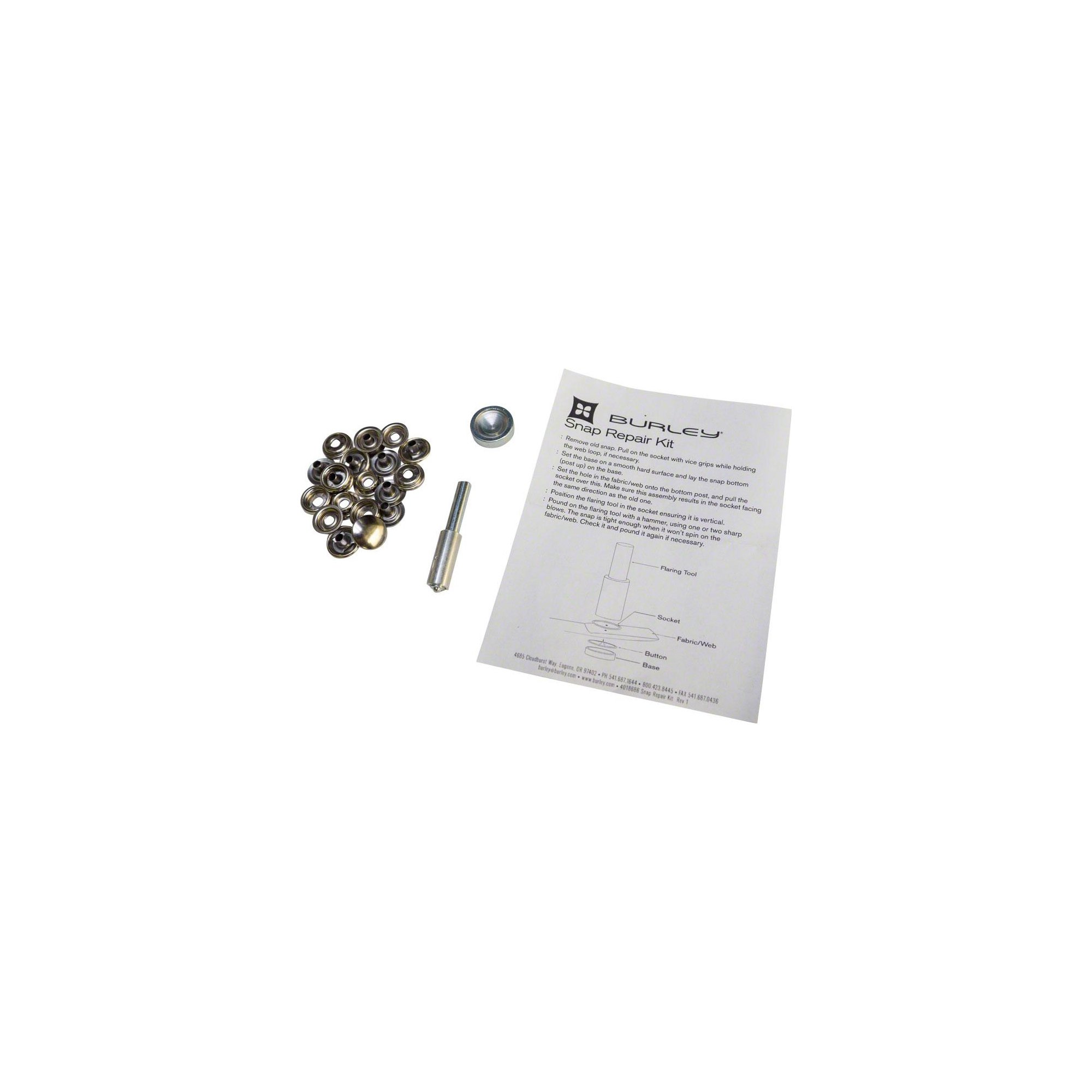 Burley Snap Repair Kit