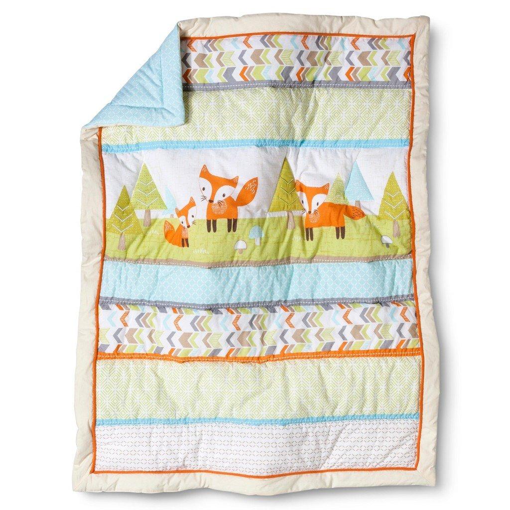 - Amazon.com: Woodland Trails 4pc Crib Bedding Set: Everything Else
