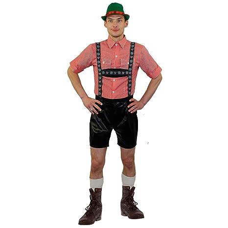 Deluxe bávaro disfraz de hombre perfecto para alemán ...