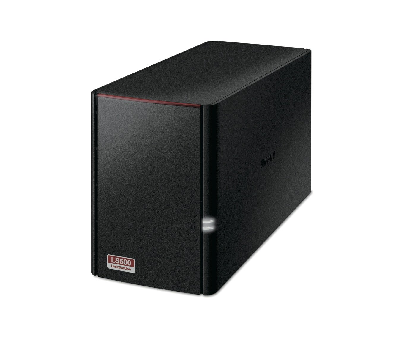 2 x 2TB LinkStation 520D 2 Bay Desktop NAS Buffalo LS520D0402-EU 4TB