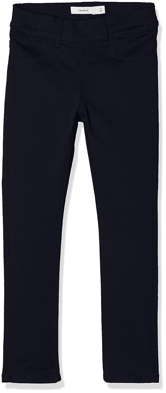 NAME IT Mä dchen Jeans Nittinna Skinny TWI Legging F Mini Noos Blau (Sky Captain) 110 13148794
