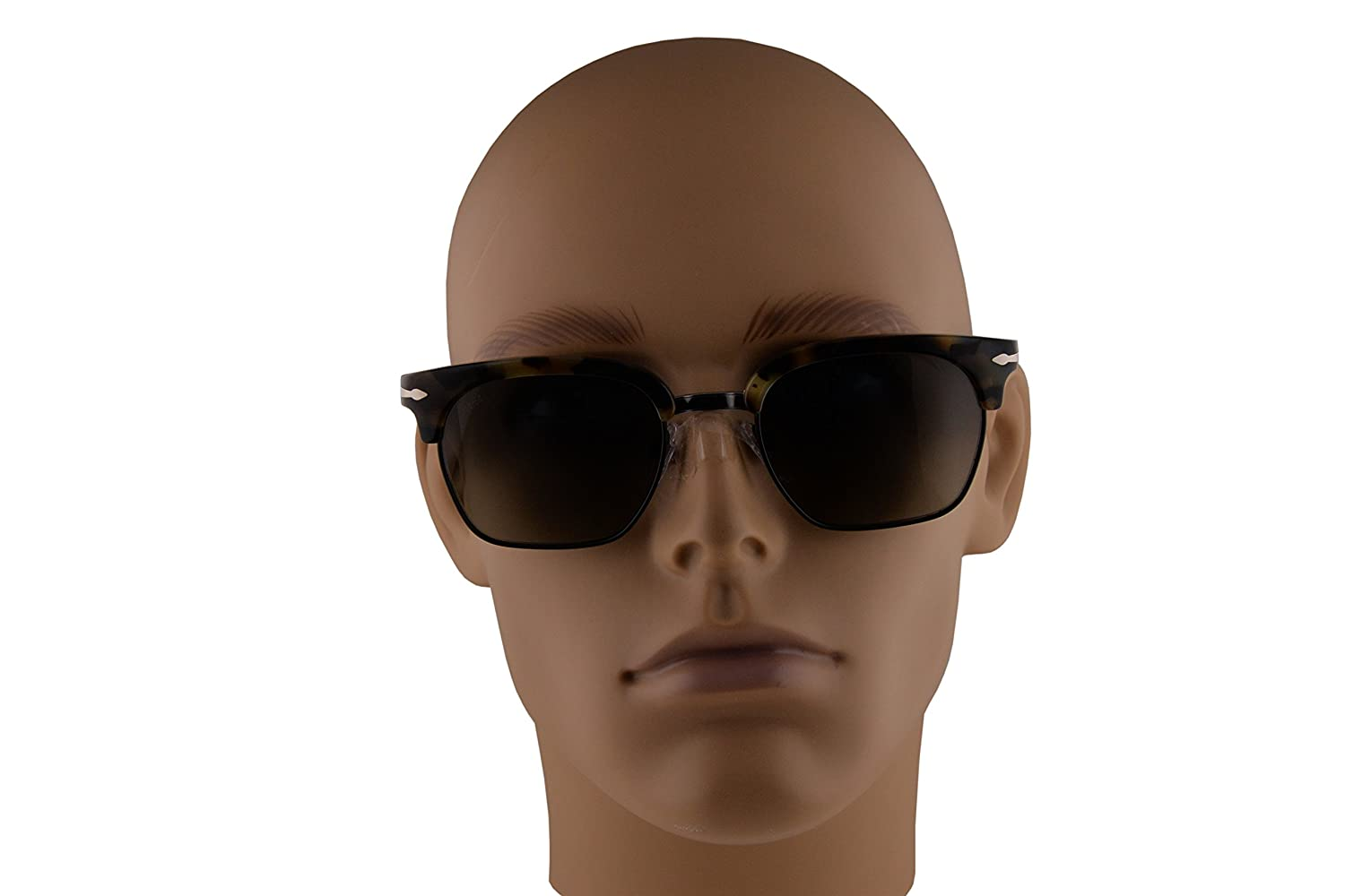 061544150e126 Amazon.com  Persol PO3199S Tailoring Edition Sunglasses Tortoise Brown Ice  w Grey Gradient Lens 50mm 107171 PO 3199-S PO3199-S PO 3199S  Clothing