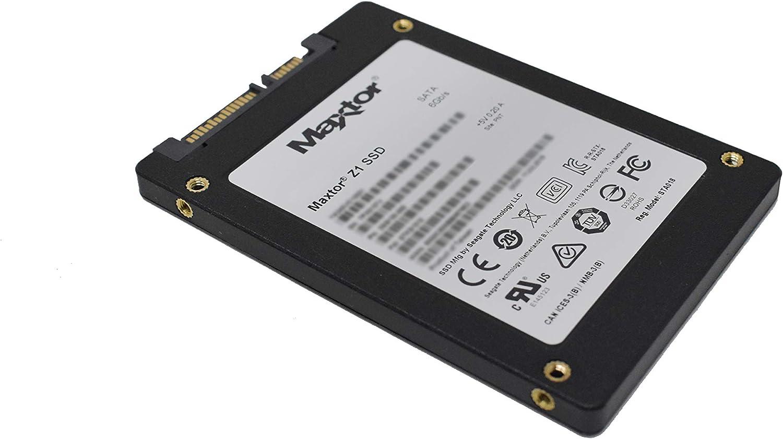 Seagate Maxtor Z1 Disco Duro sólido - 960 GB, SATA 6 GB/s, 2.5 ...