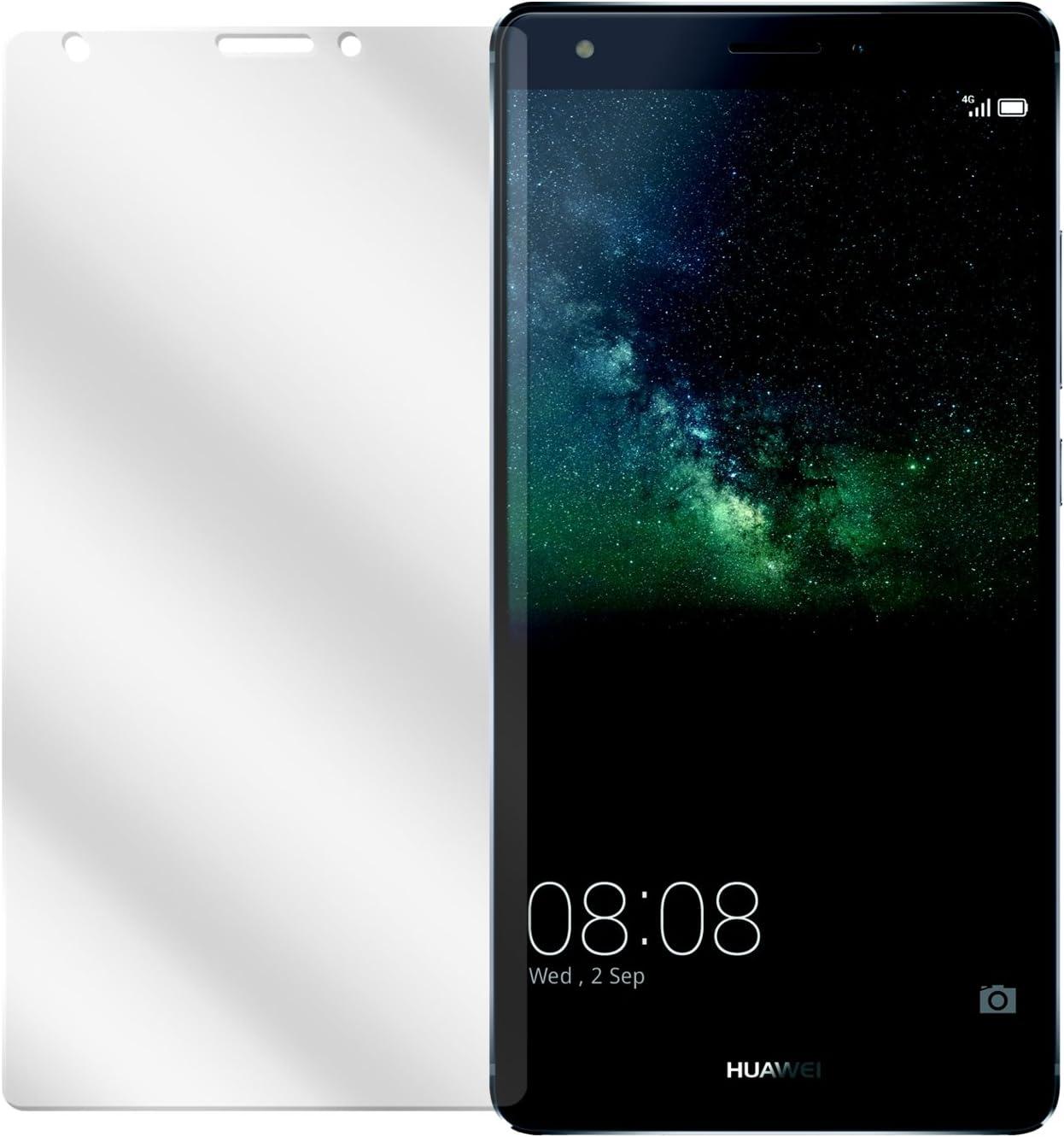 dipos I 2X Protector de Pantalla Compatible con Huawei Mate S pelicula Protectora Claro