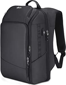 Fresion Travel Laptop Backpack for Men - Business Laptop Backpacks with USB Charging Port,Water Resistant College School Computer Bag pack fits 15.6 Inch Laptops and Notebook