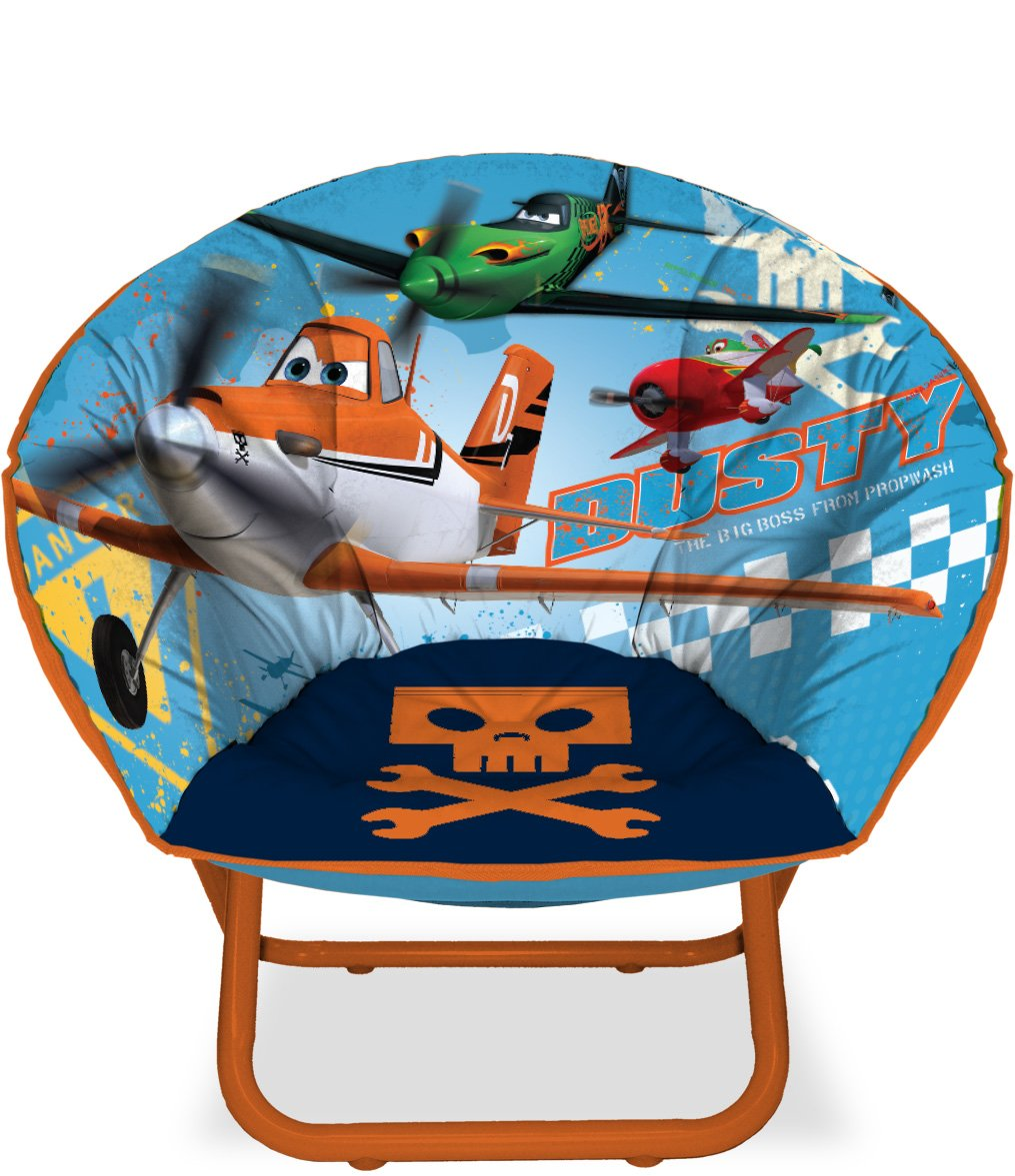 Amazon.com: Disney Planes Toddler Saucer Chair (Discontinued By  Manufacturer): Baby