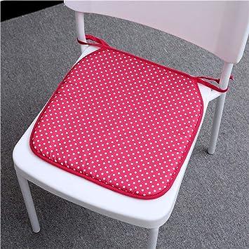 Amazon Com Chair Seat Cushion Round Dot Kids Cute Antiskid