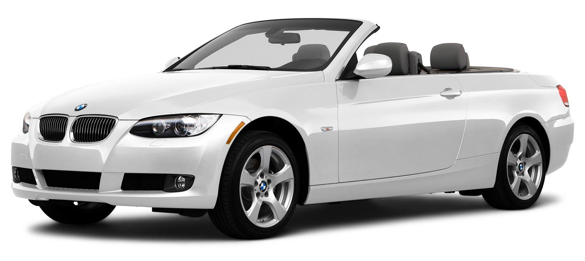 2010 BMW 335i 2 Door Convertible