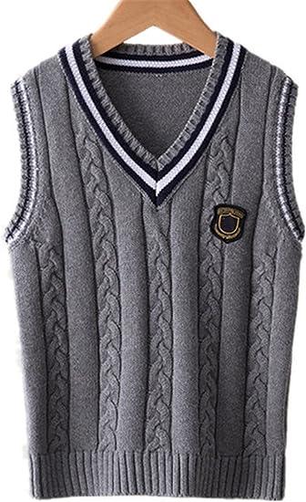 """Knitting Pattern for pull//cardigan//gilet et débardeur 14-22/"""""""