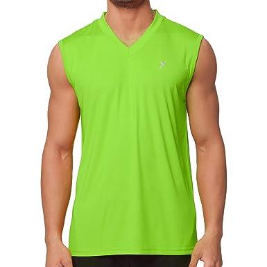 cheap for discount 667ae 12359 CFLEX Men Sportswear Collection - Herren Fitness Muscle-Shirt