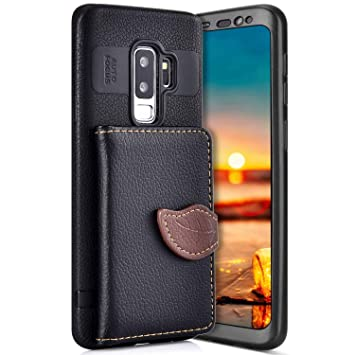 Robinsoni Fundas Compatible con Samsung Galaxy S9 Plus Funda ...