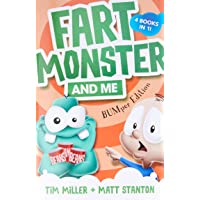 Fart Monster and Me: BUMper Edition (Fart Monster and Me, #1-4)