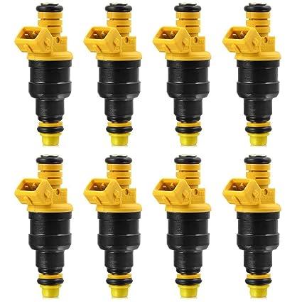 Amazon com: Fuel Injector for Ford F150 F250 F350 E150 E250
