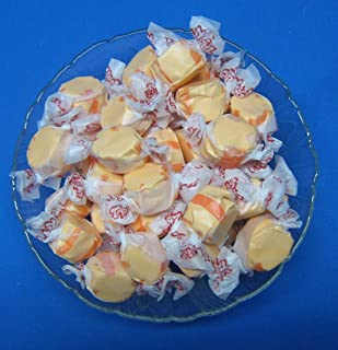 product image for Orange Flavored Taffy Town Salt Water Taffy 2 Pounds