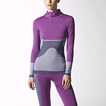 adidas by Stella McCartney Mujer Seamless Top 2d8f0a45ce9d