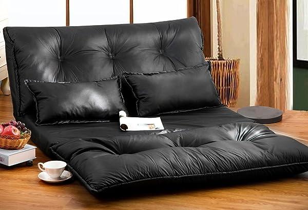 Merax Pu Cheap Leather Sofa Bed