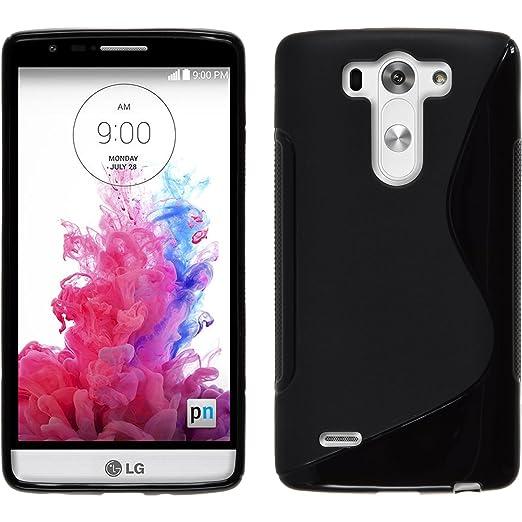 14 opinioni per PhoneNatic Custodia LG G3 S Cover nero S-Style G3 S in silicone + pellicola