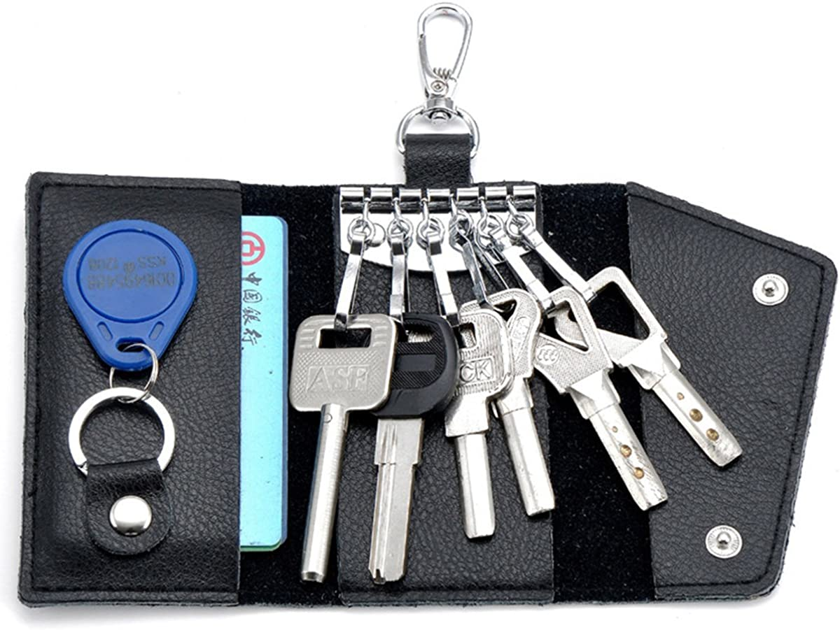 Key Holder with 8 Hooks Along Portachiavi ad anello e catena Marrone Dark Brown NYX 3 SLG 13 cm 0 liters