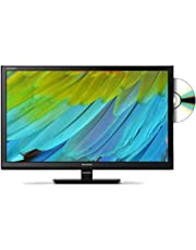 Sharp LC-24DHE4011K 24-Inch HD Ready TV with Freeview and DVD