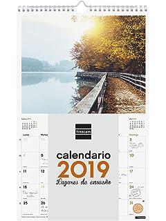 Calendario Bosque Magico 2019.Bosque Magico Din A4 Premium Calendario 2019 Bosque