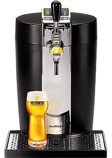 Krups VB7008 5L Dispensador de cerveza de barril - Tirador de cerveza (5,38