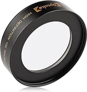 Nikon D40x 10x High Definition 2 Element Close-Up Lens 62mm Macro