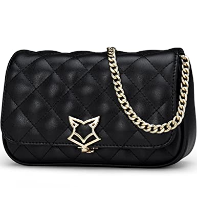 Amazon.com: FOXER Women Crossbody Bag Leather