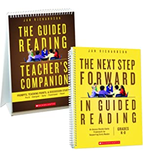 Amazon the next step forward in guided reading an assess the next step forward in guided reading book the guided reading teachers companion fandeluxe Images