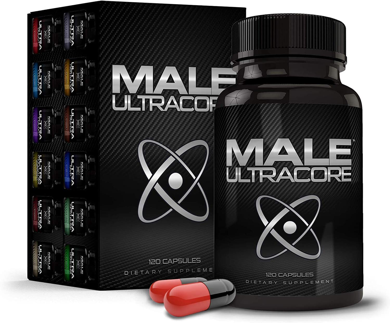 Amazon.com: Male UltraCore Supplements (1 Month Supply) – High ...
