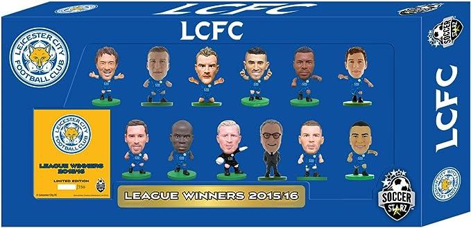 Leicester Soccerstarz Premier League Champions