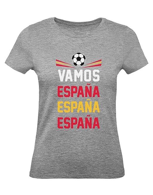 Green Turtle T-Shirts Camiseta para Hombre - Vamos España - Apoyemos a la Elección Española! 1UHzlDZwq