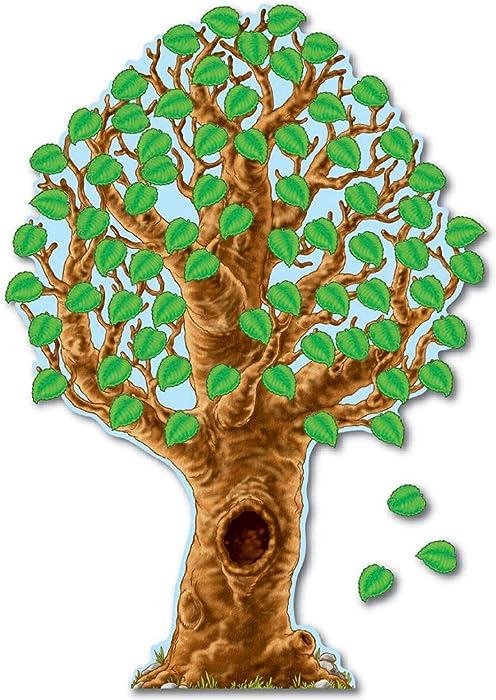 Carson Dellosa Big Realistic Tree Bulletin Board Set (110007)