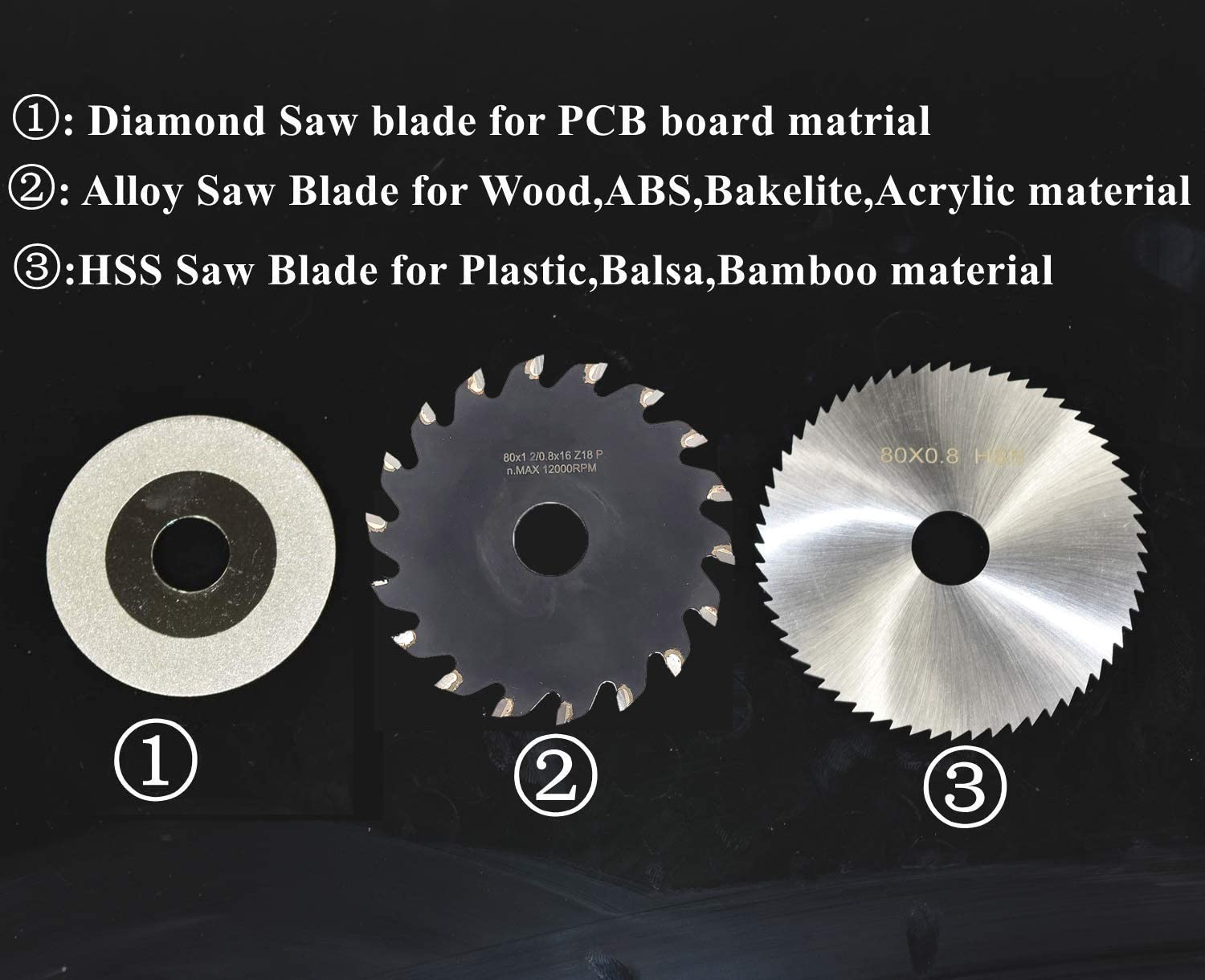 NovelLife B07CHLQYXN Table Saws product image 6