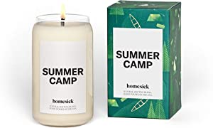 Homesick Scented Candle, Summer Camp