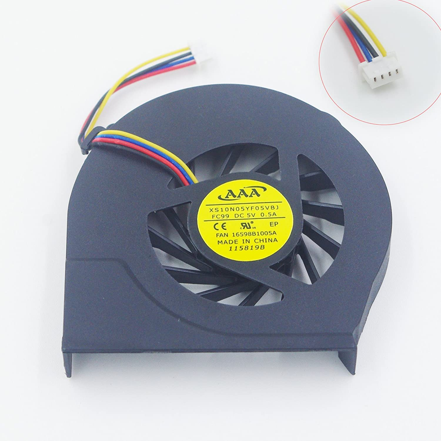 New Laptop Replacement CPU Fan for HP G4-2000 G6-2000 G7-2000 Series