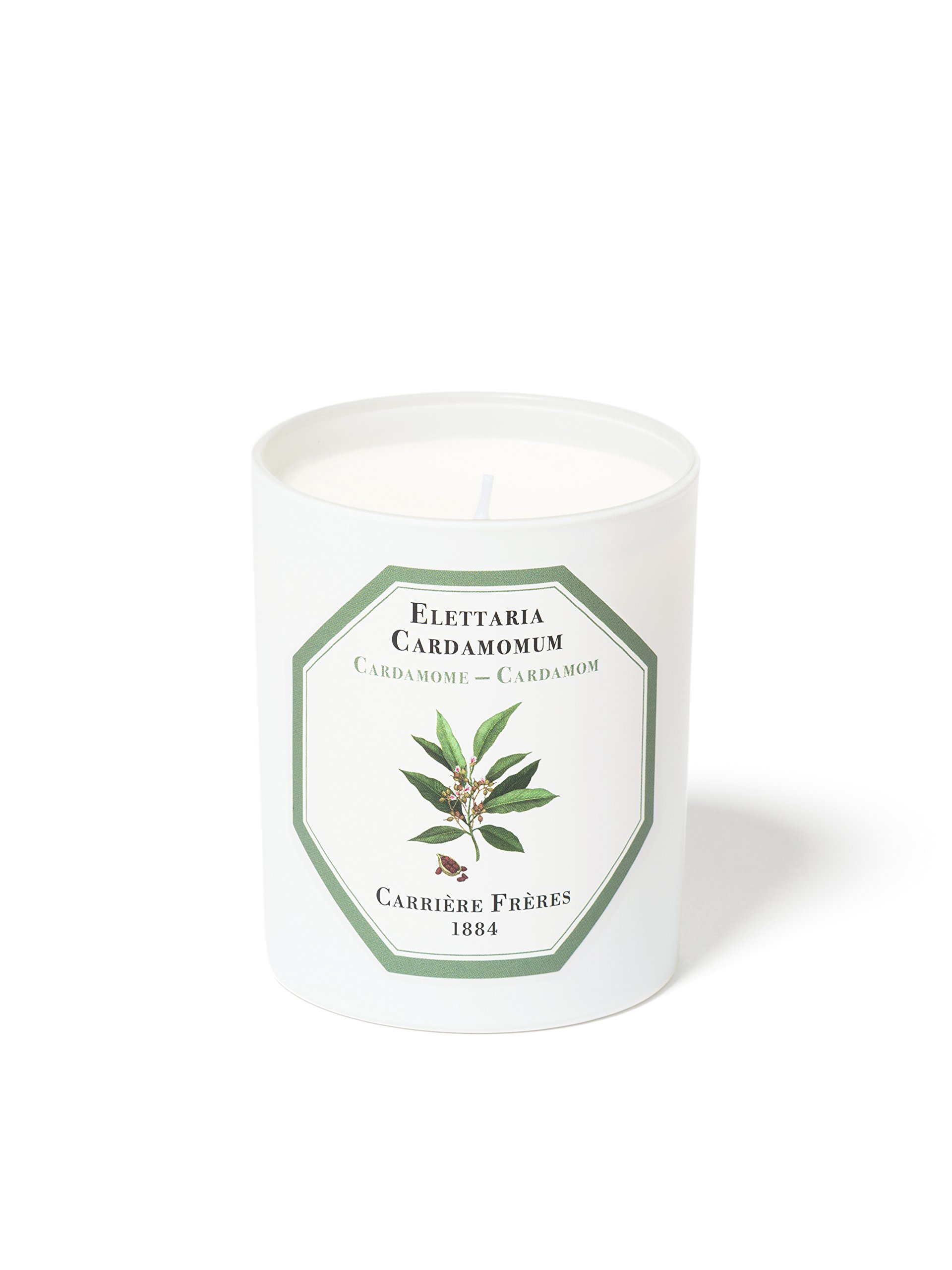 Carriere Freres Cardamom Candle - 6.5 oz by Carriere Freres