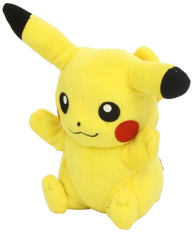 TOMY Pokémon - Animal de peluche Pokemon T18610: Amazon.es: Juguetes y juegos