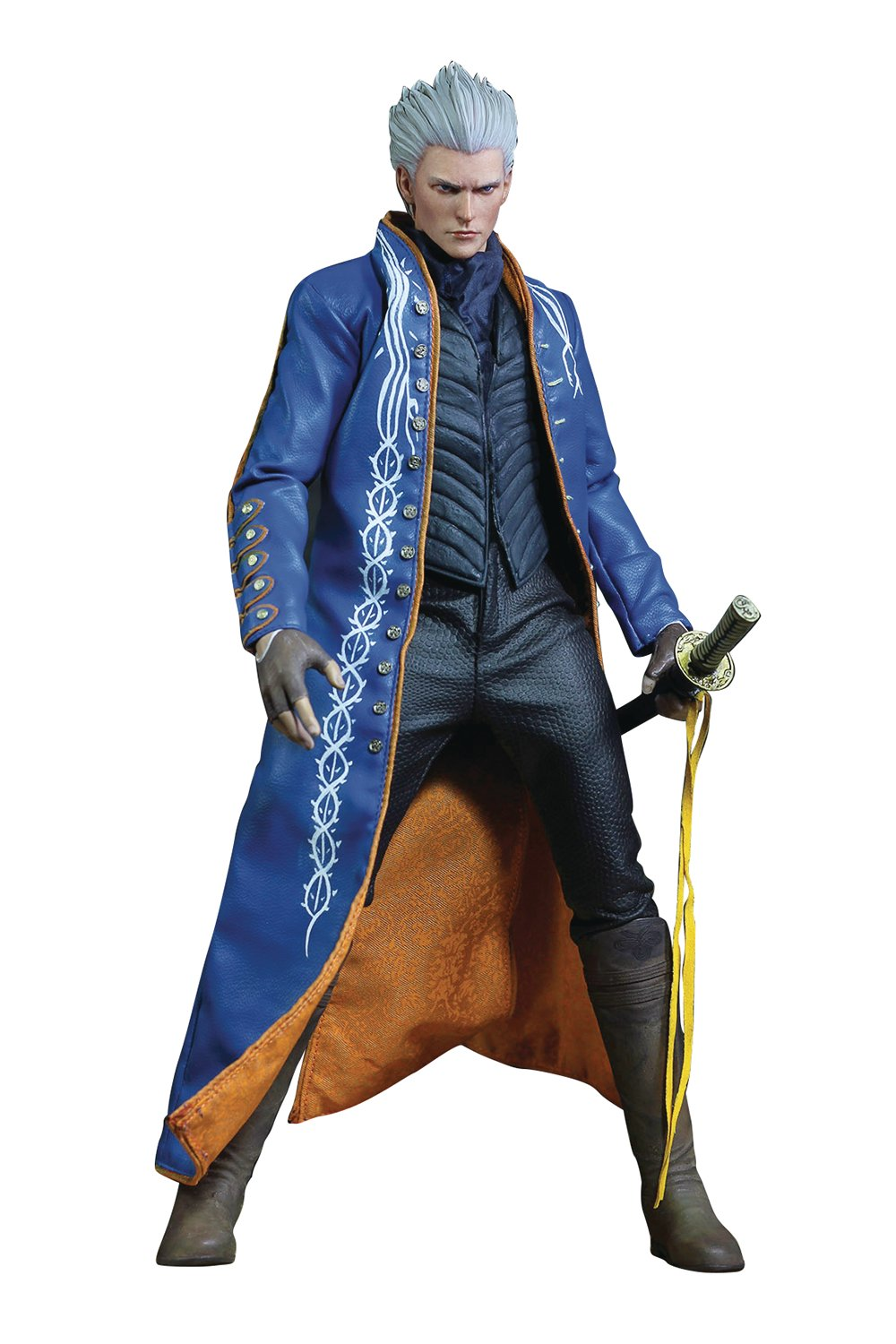 Asmus Collectible Toys Figur Vergil 30 cm. Devil May Cry 3 Maßstab 1:6