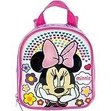 Lancheira Escolar, Minnie Mouse, 8944, Rosa